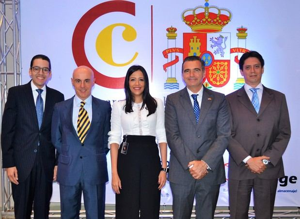 Cámara Oficial de Comercio de España en RD realizó Desayuno Conferencia
