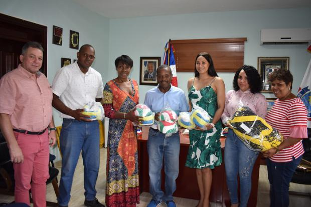 Boca Chica sede de la final Norceca Beach Volleyball Tour 2018