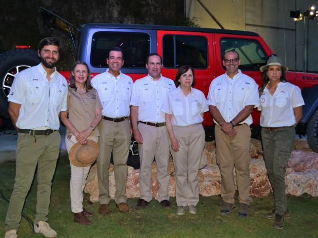 Reid y Compañía presenta nuevo Jeep Wrangler y Pista Off-road