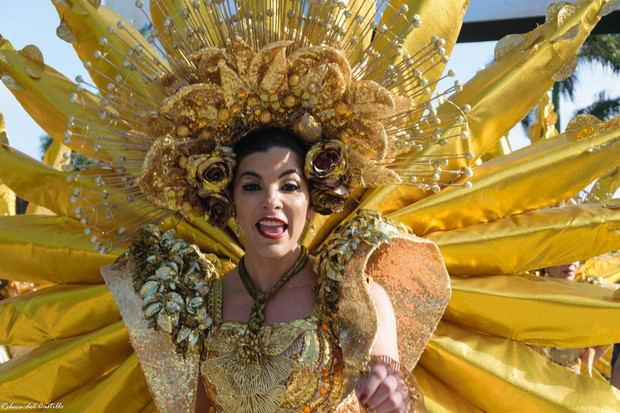 Carnaval de Punta Cana.