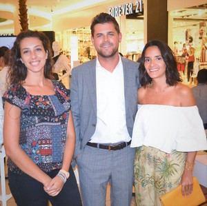Julia Barrero, Roland Müller e Isabel Martínez