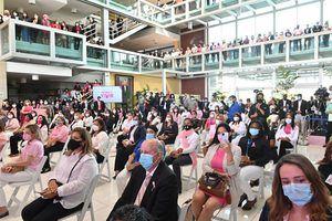 Primera Dama inicia chequeos gratuitos para detectar cáncer de mama