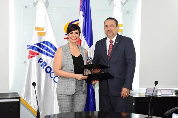 Superintendencia de Electricidad y ProCompetencia firman acuerdo de colaboración