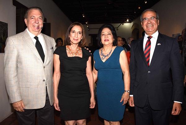 """La exposición """"Tierras prometidas"""" fue inaugurada en el Museo de Las Casas Reales"""