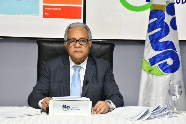 República Dominicana supera los 1,300 muertos por coronavirus