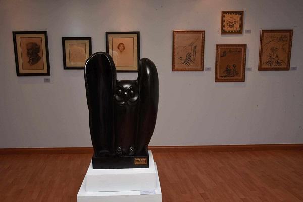 Instituciones y coleccionistas presentan exposición en la Escuela Nacional de Artes Visuales