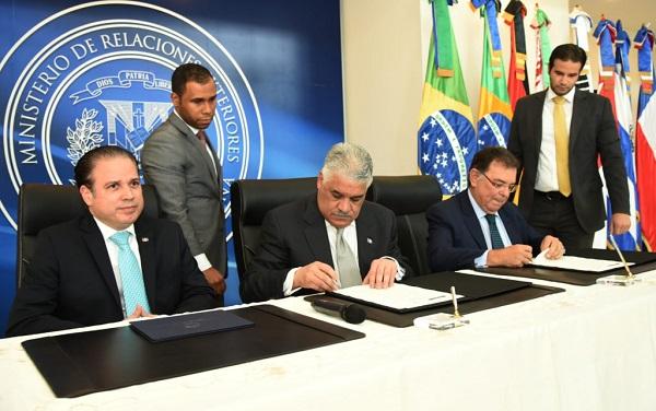 RD y Brasil acuerdan mejorar comercio e inversión bilateral