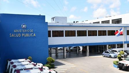 Ministerio de Salud Publica.