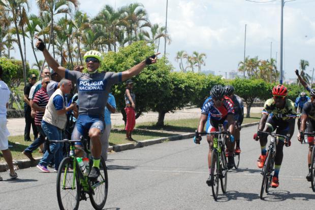 Dominicano Joel García logra bronce en Panam de Mountain Bike