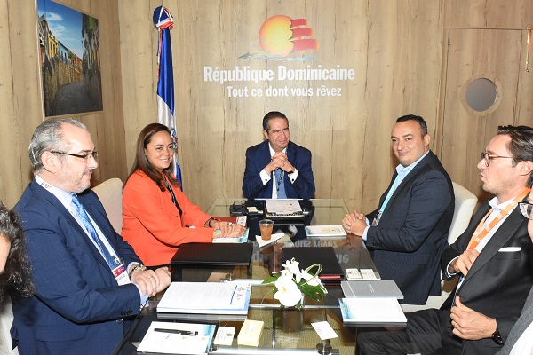 Exitosa participación de RD en Top-Resa 2018, Francia