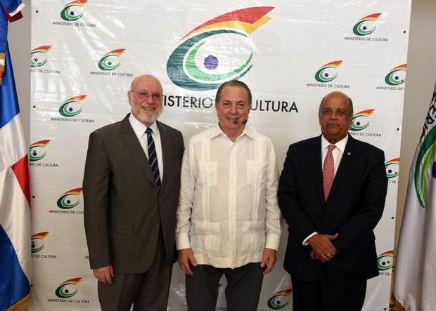 Ministerio de Cultura anuncia la Primera Muestra del Libro Dominicano en Canadá