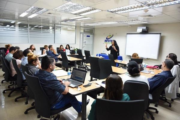 Asesores de INFOTEP participan en Diplomado en Planificación Estratégica Empresarial
