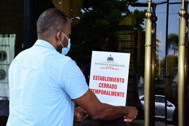 Cierran por 48 horas restaurante en la capital por violar normas sanitarias