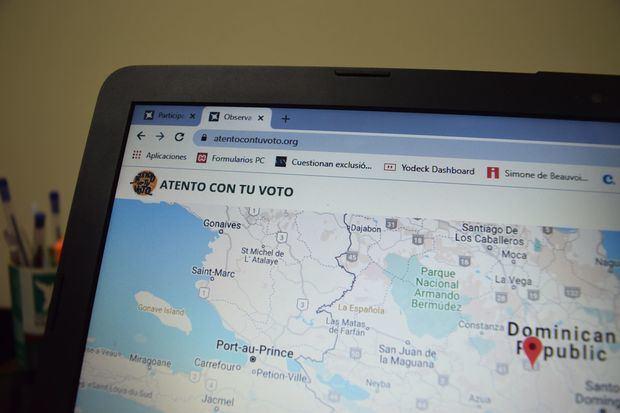 """Participación Ciudadana reactiva """"Atento Con Tu Voto"""" para que ciudadanía vigile proceso electoral"""