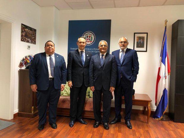 República Dominicana abre nueva sede diplomática en Qatar