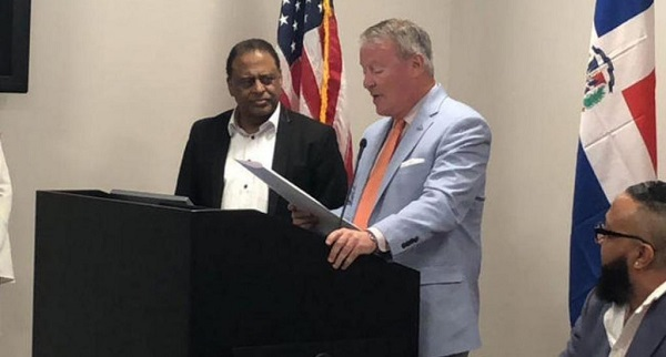 La ciudad de Orlando, EE.UU., declara el Día de Wilfrido Vargas