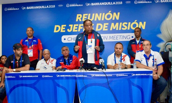 Ministro de Deportes anuncia incentivos a atletas ganadores de medallas en Barranquilla 2018