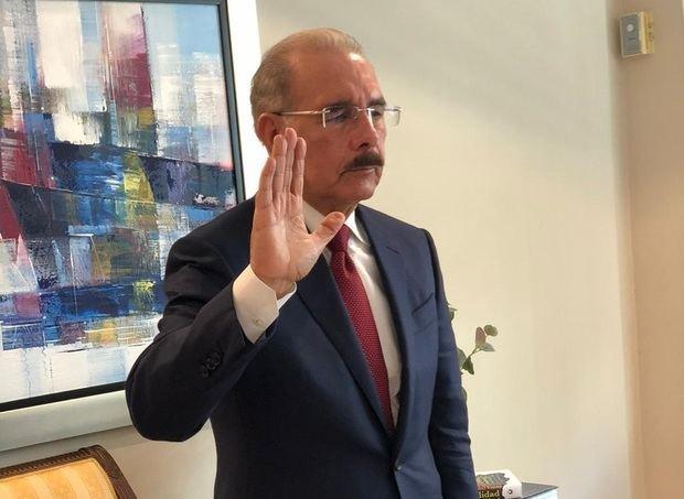 El Frente Amplio pide al Parlacen despojar de inmunidad a Danilo Medina