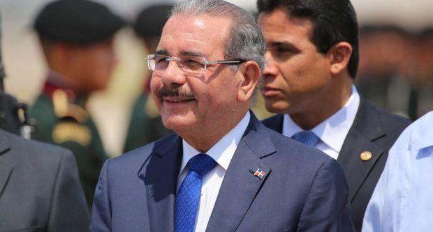Medina dice en su discurso de despedida que se marcha