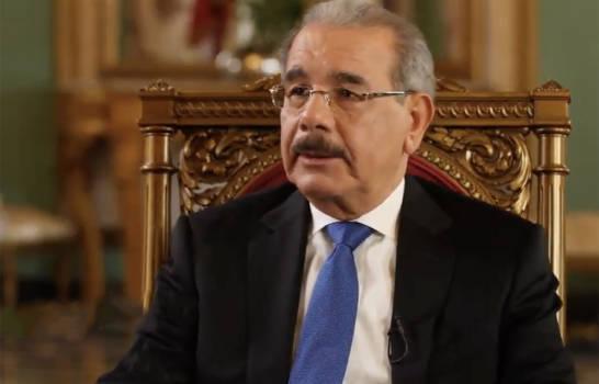 Danilo Medina crea un fondo de cohesión territorial