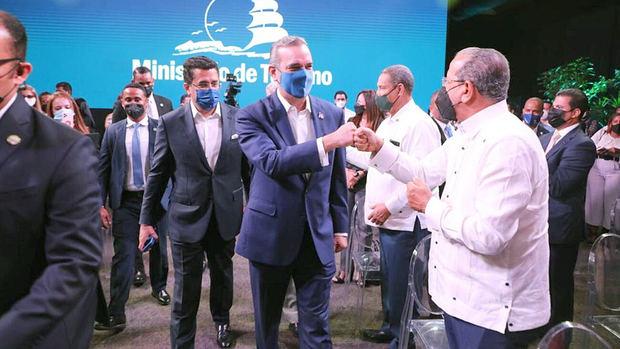 Presidente Luis Abinader destaca recuperación 60 mil empleos en el sector turismo.
