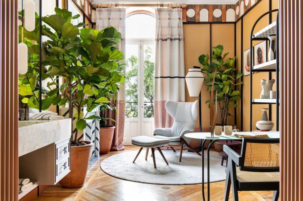 Ideas de diseño de interiores sostenibles que reinan para la temporada