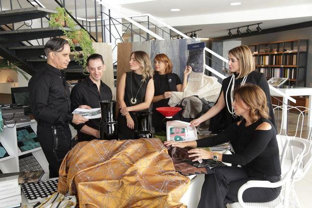 Carabela, Tissage y Venini se unen en la primera edición de Design Week RD