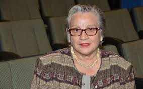 Delia Blanco.