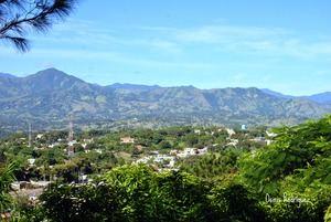 San José de las Matas en una panorámica de la comunidad.