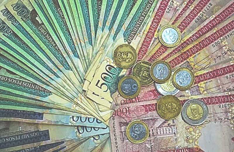 Peso Dominicano Foto Fuente Externa