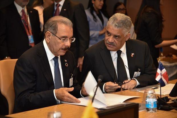 Vargas defiende la limpieza de las primarias ante diplomáticos extranjeros