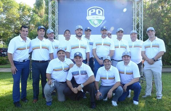 Celebran con rotundo éxito 14vo. Torneo de Golf PQ