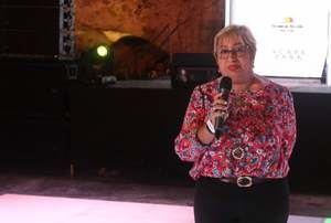Orfila Salazar, directora del Departamento de Cruceros del Ministerio de Turismo, Mitur.