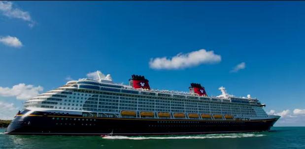 Disney Cruise Line, suspenderá todas las salidas nuevas desde el sábado hasta fin de mes.