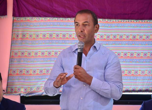 Domingo Contreras propone pacto por la sostenibilidad de la ciudad