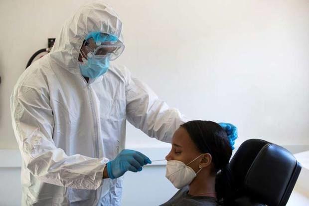 La República Dominicana registra otras 28 muertes por coronavirus.