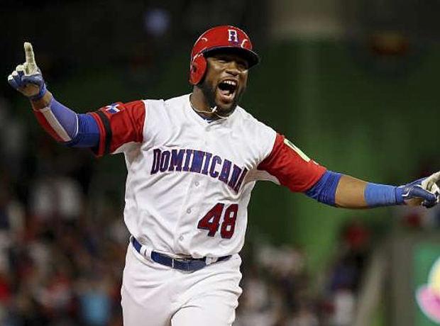 Rojas Jr. y Perdomo encabezan la ofensiva dominicana para el Premier 12