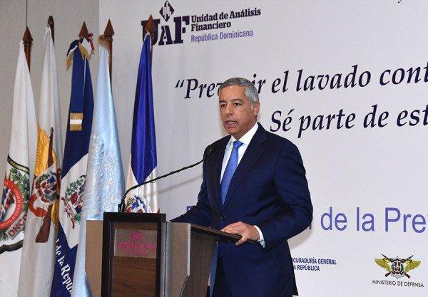 RD presenta en Panamá avances contra el lavado de activos
