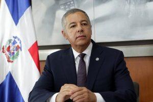 Ministro de Hacienda, Donald Guerrero.