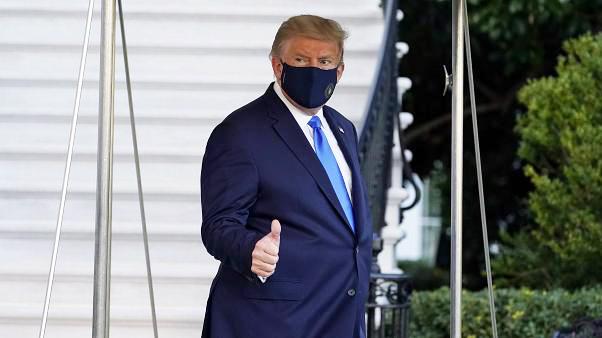 Trump empieza una terapia con Remdesivir contra la COVID-19