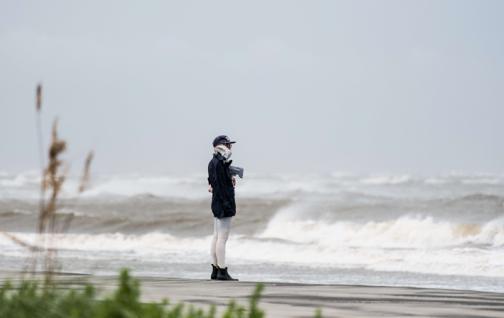 Los pronósticos esperan la llegada del huracán Dorian al área de Charleston este jueves.