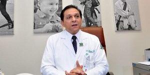 Doctor Daniel Rivera, Ministro de Salud.