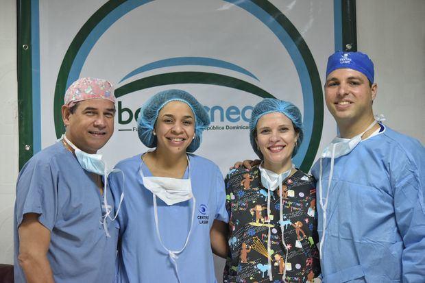 Realizarán trasplantes de córneas gratuitos a diez pacientes de escasos recursos
