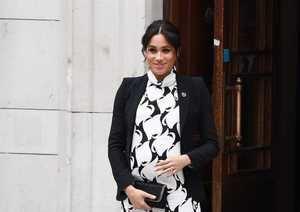 La duquesa de Sussex, Meghan, esposa del príncipe Enrique del Reino Unido, ha dado luz a un niño, informó este lunes el Palacio de Buckingham. (Foto:Fuente Externa).