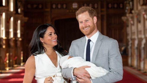 Los duques de Sussex y su hijo visitarán Sudáfrica el próximo otoño