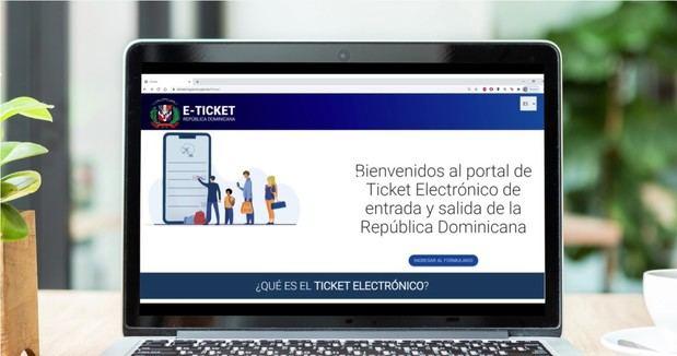 El formulario electrónico ya es obligatorio para entrar y salir del país
