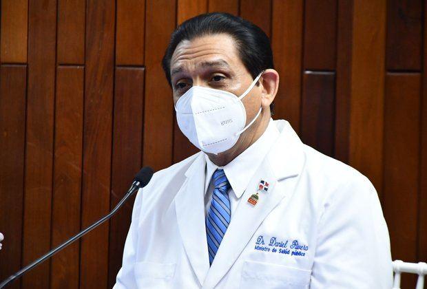 El ministro de Salud espera llegar a 7 millones de vacunados en una semana