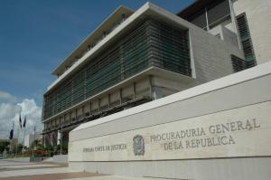 Edificio de la Procuraduría