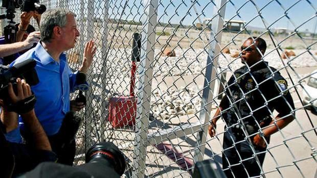 Alcaldes de Estados Unidos exigen reunificar a familias de inmigrantes