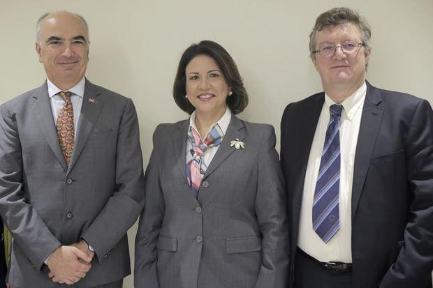 Vicepresidencia anuncia ingreso de República Dominicana a programa EUROsociAL+